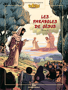 9782850316456, paraboles, jésus, dider éberlé