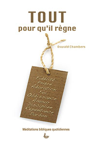 9782850316722, méditations quotidiennes, oswald chambers