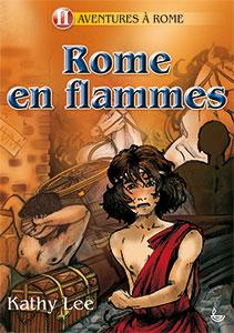 9782850316982, rome, flammes, kathy lee