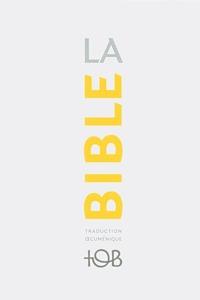 9782853001380, la bible, version tob