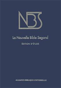 9782853001779, bible segond, nbs, étude