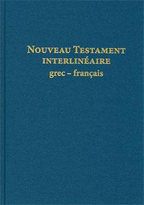 9782853002691, nouveau testament, interlinéaire