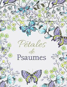 9782853006774, pétales, psaumes, cartes, biblio
