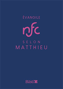 9782853007696, évangile, matthieu, nfc, biblio