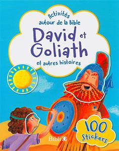 9782853007795, david et goliath, activités, histoires