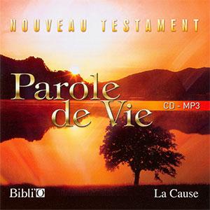 9782853008235, cd, mp3, nouveau testament