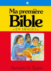 9782863140987, ma première bible en images, my first bible in pictures, kenneth taylor, éditions farel, enfants