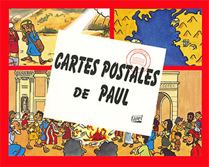9782863141977, cartes postales de paul, postcards from paul, éditions farel