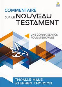 9782863142165, commentaire, nouveau testament, thomas hale