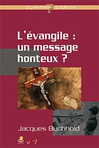 9782863143124, évangile, message, jacques buchhold