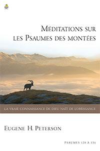9782863144077, méditations, psaumes, eugene peterson