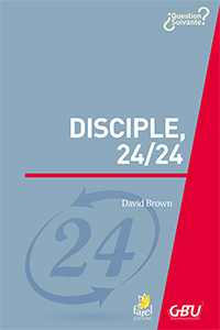 9782863144534, disciple, david brown