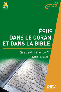 9782863144640, jésus dans le coran et dans la bible, karim arezki, collection question suivante, éditions excelsis, xl6