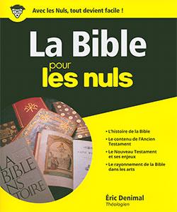 9782876918009, bible pour les nuls, éric denimal