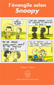 9782882640048, l'Évangile, selon, snoopy, robert, l., short
