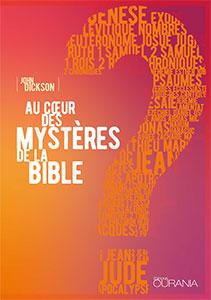 9782889130528, mystères, bible, john dickson