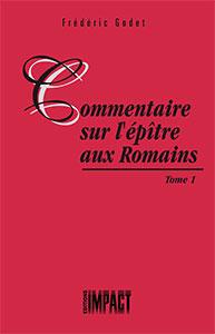 9782890820425, romains, frédéric godet