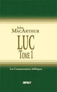 9782890822184, évangile, luc, macarthur