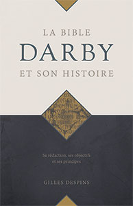 9782890823464, bible darby, gilles despins