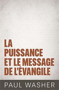 9782890824515, l'évangile, paul washer
