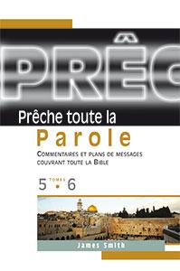 9782895760764, prêche, parole, smith