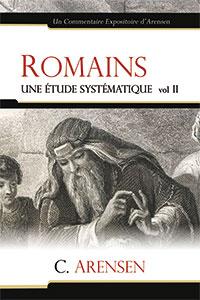 9782895761686, romains, étude, cameron arensen