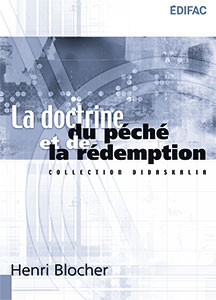 9782904407284, doctrine, péché, henri blocher