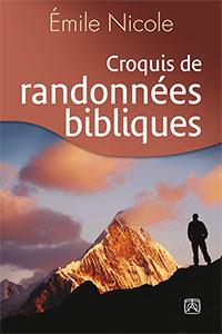 9782904407482, croquis, de, randonnées, bibliques, émile, nicole, jacques, buchhold, éditions, édifac