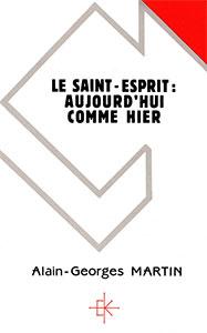 9782905464354, saint-esprit
