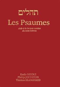 9782906090217, psaumes, lecture cursive