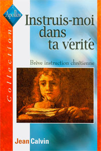 9782911260155, instruction chrétienne, jean calvin