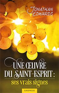 9782914562744, saint-esprit, jonathan edwards