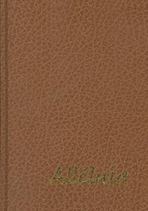 9782915245349, recueils, alléluia, tranche, dorée, édition, tirage, limité, éditions, olivétan