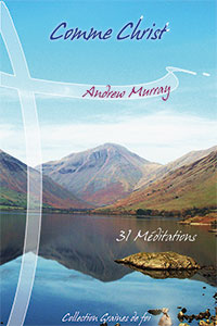 9782918495062, comme christ, andrew murray