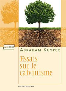 9782919108084, essais, calvinisme, abraham kuyper