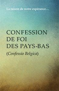 9782919108121, confession de foi, pays-bas