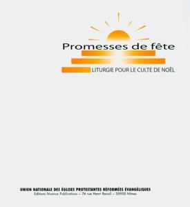 9782919631001, promesses, de, fête, liturgie, pour, le, culte, de, noel, éditions, nuances, publications
