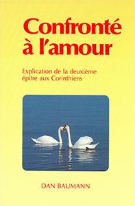 9782920246065, amour, corinthiens, dan baumann