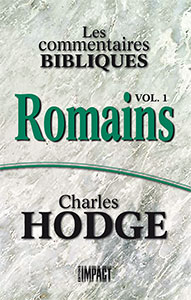 9782920531727, romains, commentaire, charles hodge