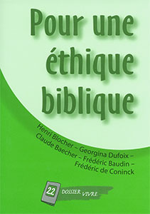 9782940330027, éthique, biblique