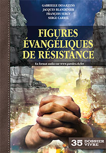 9782940330164, figures évangéliques, serge carrel