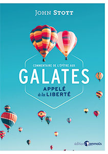 9782940488360, commentaire, galates, john stott