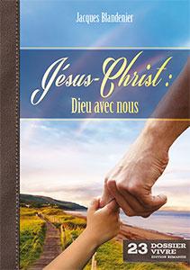 9782970098218, jésus-christ, jacques blandenier