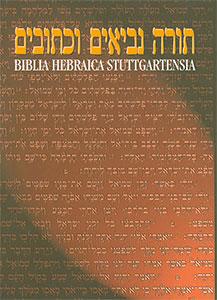 hebreu, bible, stuttgartensia, biblio, dbg