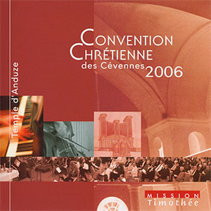 50491, cd, convention, cévènnes, 2006