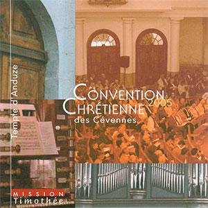 50659, cd, convention, cévennes, 2005
