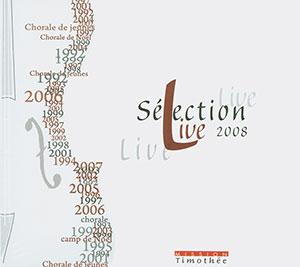 52015, sélection live, mission timothée