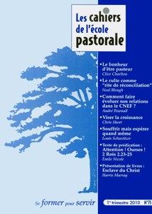 CEP75, cahiers, école pastorale