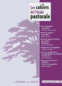 CEP76, cahiers, école pastorale