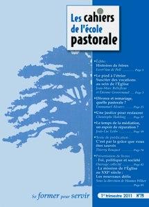 CEP79, cahiers, école pastorale